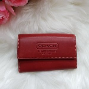 BRAND NEW Coach small wallet with tag